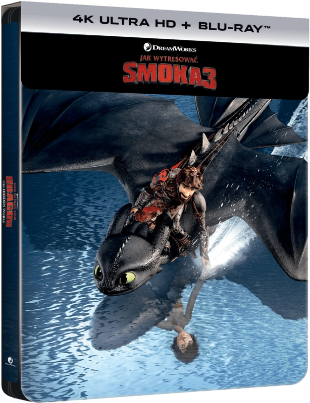 Jak Wytresowaæ Smoka 3 - How to Train Your Dragon: The Hidden World (2019) - Film 4K Ultra-HD